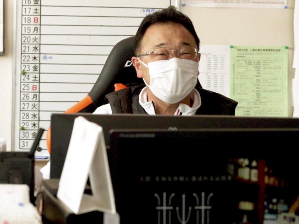 【笑農人vol3】有限会社米山農産 代表取締役 米山義隆さま